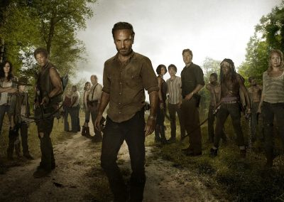 Who's watching The Walking Dead anyway?